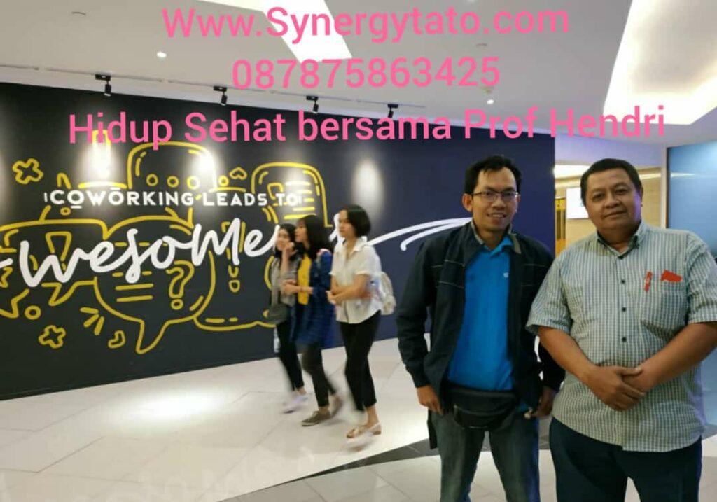 Hidup Sehat Bersama Prof Hendri Synergytato 087875863425